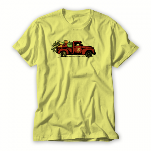 Truck Crusher T shirt