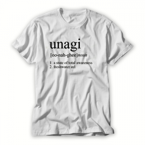 Unagi Definition T shirt