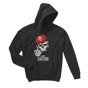 Hey Hater Awesome Chef Hoodie