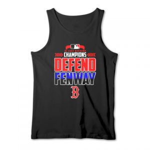 Al east division champions defend fenway B 2018 Tank Top