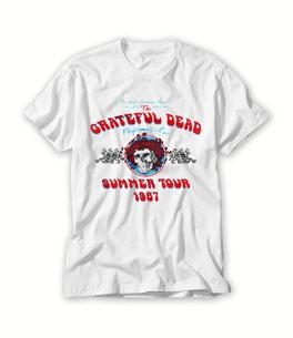 43d7c0985d0c Grateful dead summer tour 1987 T shirt Unisex This Year