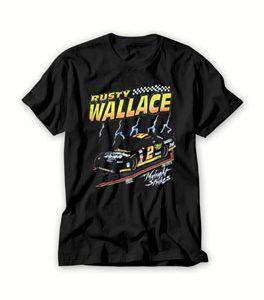 Vintage nascar rusty wallace T Shirt
