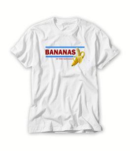 Bananas in the bahamas T Shirt