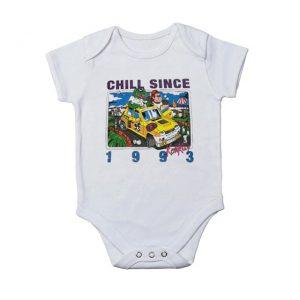 Brandy Melville Chill Since 1993 Baby Onesie