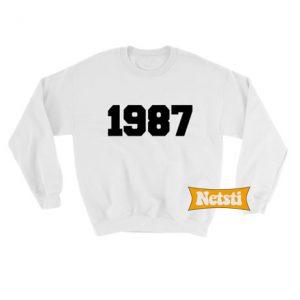 1987 Chic Fashion Sweatshirt