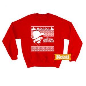 Alan Jackson Ugly Christmas Sweatshirt