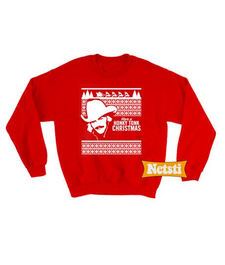 Alan Jackson Christmas.Alan Jackson Ugly Christmas Sweatshirt