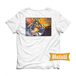 Comic at Back T Shirt
