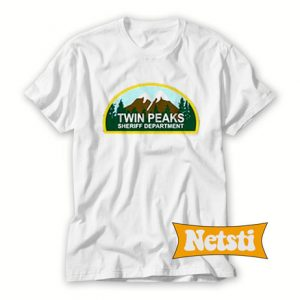 Twin peaks sheriff department Chic Fashion T Shirt
