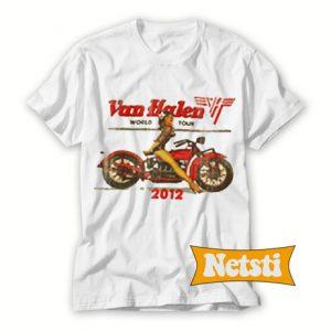 Van halen world tour 2012 T Shirt