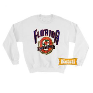 Vintage florida gators basketbal Sweatshirt
