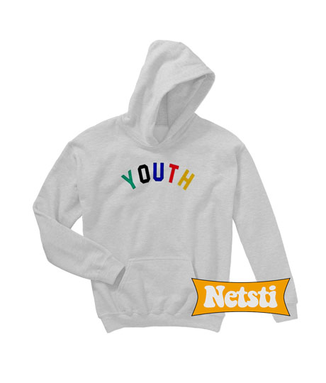 YOUTH Chic Fashion Hoodie