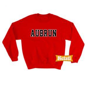 Auburn Chic Fashion Sweatshirt