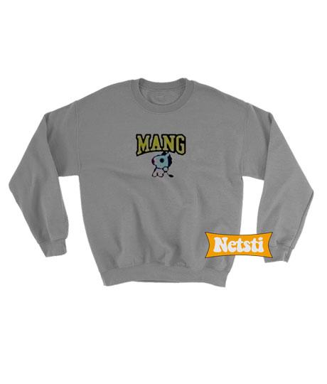 BT21 Mang Chic Fashion Sweatshirt