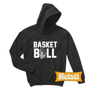 Basketball Chic Fashion Hoodie