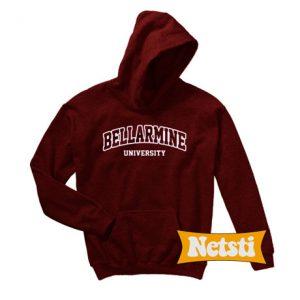 Bellarmine University Chic Fashion Hoodie