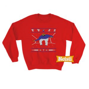 Drake Hotline Bling Ugly Christmas Sweatshirt