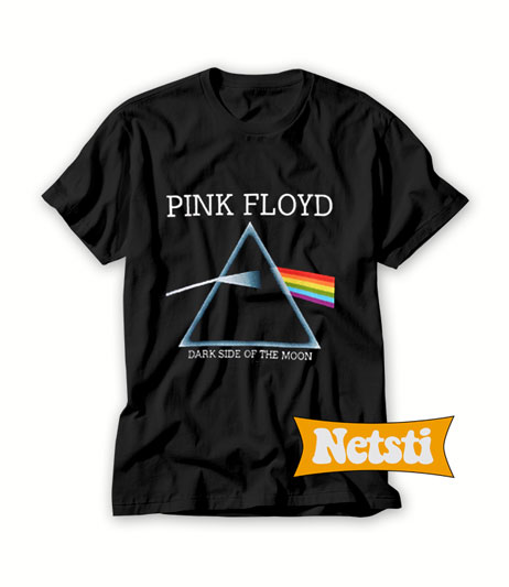 6d7e4e75354 Pink floyd dark side of the moon Chic Fashion T shirt Unisex This Year