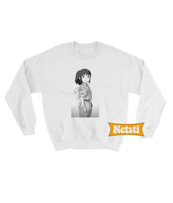 Spirited away Chic Fashion Sweatshirt