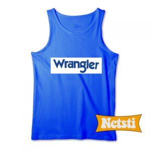 Wrangler Chic Fashion Tank Top