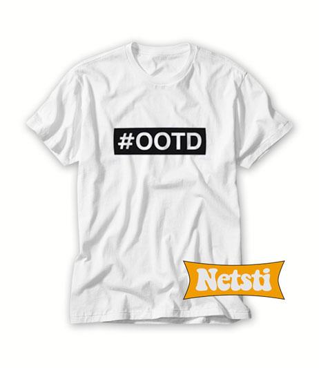 #ootd Chic Fashion T Shirt