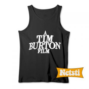 A tim burton film Chic Fashion Tank Top