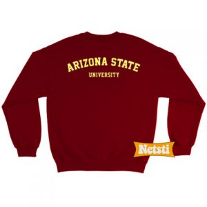 Arizona State University Chic Fashion Sweatshirt