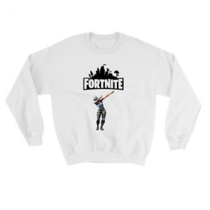 Fortnite dabbing Chic Fashion Sweatshirt