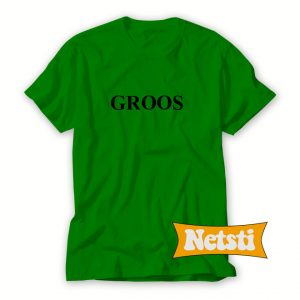 Groos Chic Fashion T Shirt
