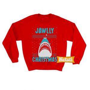 Jawlly Christmas Ugly Christmas Sweatshirt