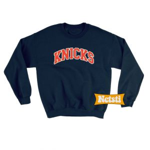 Knicks Chic Fashion Sweatshirt