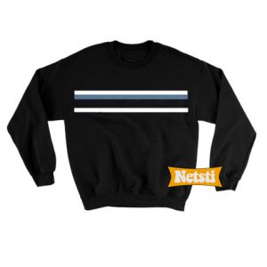 Stripe Chic Fashion Sweatshirt