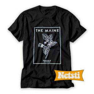The maine Chic Fashion T Shirt