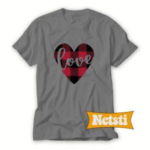 Love valentine Chic Fashion T Shirt
