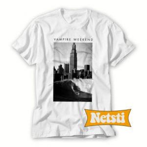Vampire Weekend Surf City Chic Fashion T Shirt