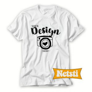 Your design here Chic Fashion T Shirt