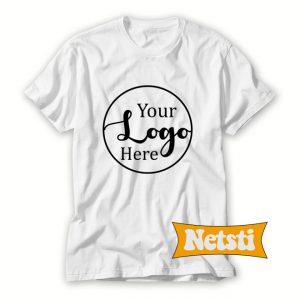 Custom logo Chic Fashion T Shirt