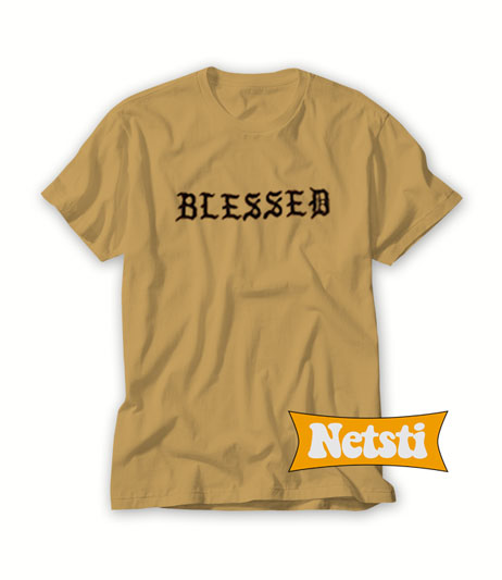 Blessed Chic Fashion T Shirt