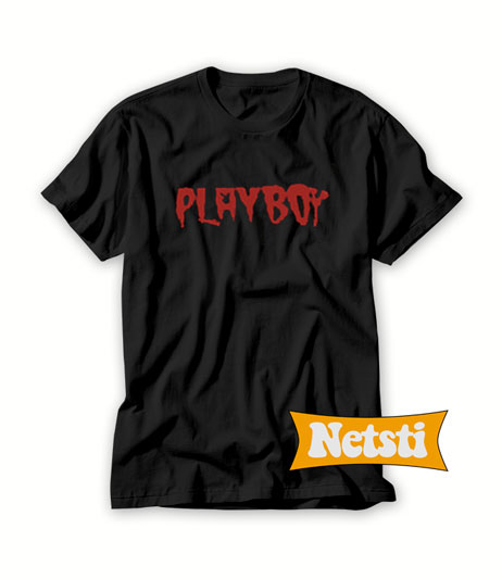 Playboy Chic Fashion T Shirt