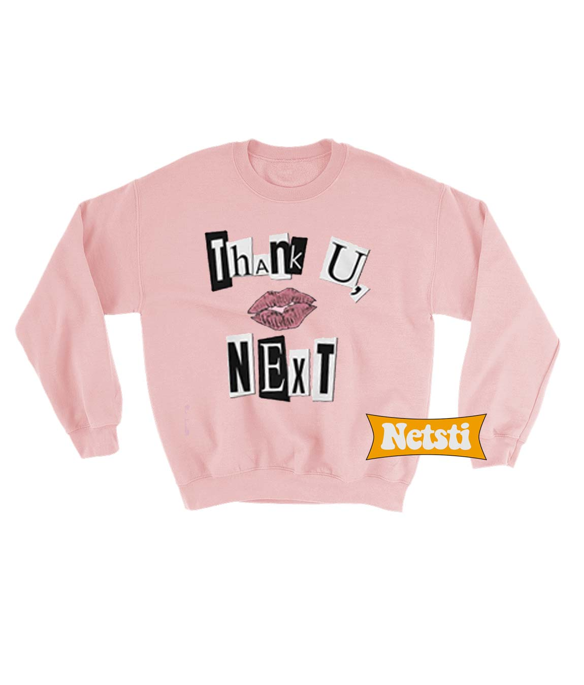 4b27daf2b Thank U Next Ariana Grande Chic Fashion Sweatshirt Unisex This Year