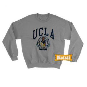 UCLA Bruins Los Angeles Chic Fashion Sweatshirt