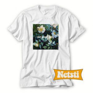 Van Gogh Gang Chic Fashion T Shirt