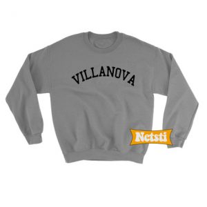 Villanova Chic Fashion Sweatshirt