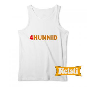 4Hunnid Chic Fashion Tank Top