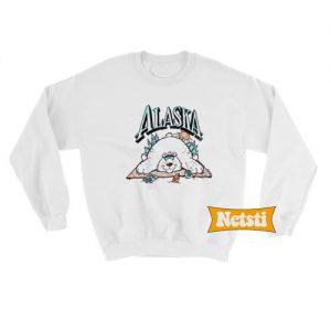 Alaska Sun Your Buns Chic Fashion Sweatshirt