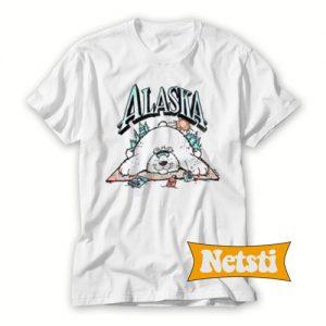 Alaska Sun Your Buns Chic Fashion T Shirt
