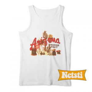 Arizona cactus Chic Fashion Tank Top