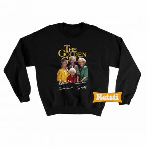 The Golden Girls members signatures Chic Fashion Sweatshirt