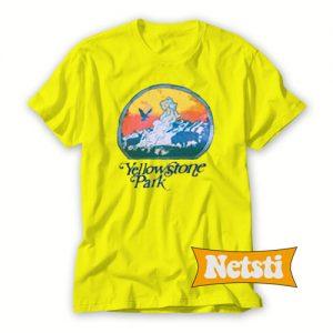 Yellowstone Park Chic Fashion T Shirt