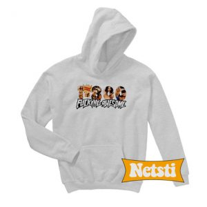 Fucking Awesome Chic Fashion Hoodie